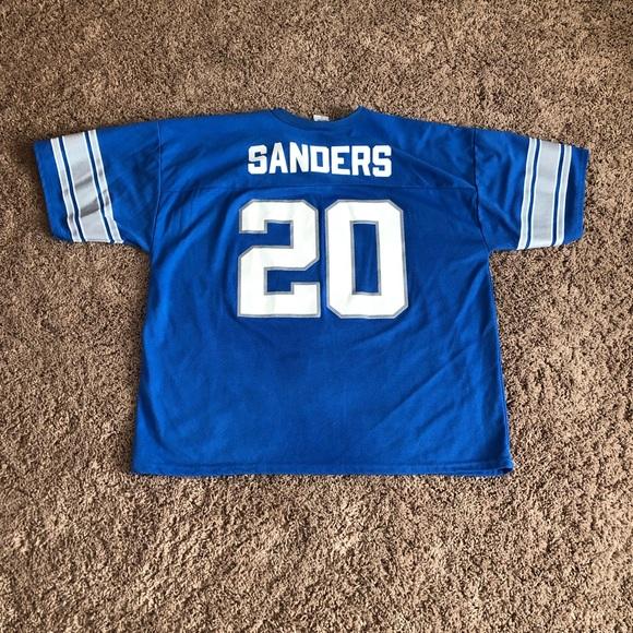 Vintage Other - 🔥Vintage Sanders Detroit Lions Jersey🔥